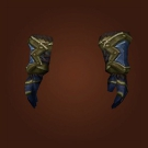 Crystalbark's Toenail, Gauntlets of Revelation Model