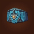 Light Elementium Belt, Belt of the Blackhand, Corehammer's Riveted Girdle, Sun King's Girdle, Tempest Keeper Belt Model