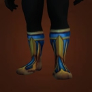 Sapphiron's Scale Boots Model