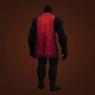 Firebane Cloak, Ironhew Cloak, Ironhew Cloak, Warmaul Defender's Cloak, Fiery Cloak Model