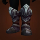 Salt-Scorched Greaves, Talon Guard Sabatons, Ironfist Sabatons, Plainsthunder Warboots Model