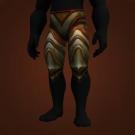 Tyrant's Legplates Model