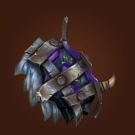 Grievous Gladiator's Leather Spaulders, Prideful Gladiator's Leather Spaulders Model