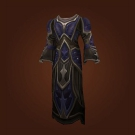 Frostwoven Robe, Mystic Frostwoven Robe, Robes of Novos, Ornate Woolen Stola Model
