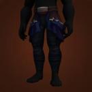 Primal Combatant's Leather Legguards, Primal Combatant's Legguards Model