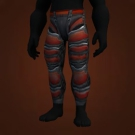 Flayer-Hide Leggings Model
