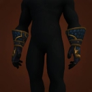 Hateful Gladiator's Chain Gauntlets Model
