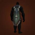 Evermorn Cloak, Gar'rok's Patchwork Cloak Model