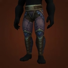 Kilt of Elemental Mending, Heat Wave Leggings, Leggings of the Vortex Pinnacle, Sparkmail Legwraps, Chaotic Wrappings, Heat Wave Leggings, Chaotic Wrappings Model