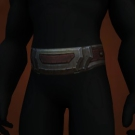 Plague-Free Disciple Belt Model