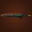 Lunarglow Greatsword, Restalaan's Greatsword Model