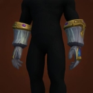 Flash Freeze Gauntlets Model