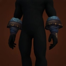 Dreadful Gladiator's Leather Gloves, Crafted Dreadful Gladiator's Leather Gloves Model