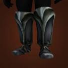 Battlechaser's Greaves, Heroic Greaves Model