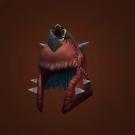 Bearskin Helm, Bloodletter's Skullcap, Wendigo Hood, Webspinner Hood Model