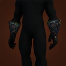 Blackfang Battleweave Gloves Model