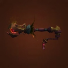 Deceiver's Felbeak Wand Model