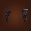 Merciless Gladiator's Leather Gloves Model