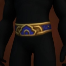 Primal Mooncloth Belt Model