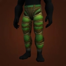 Living Leggings, Ash Tempered Legguards Model