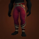 Aran's Sorcerous Slacks Model