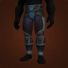 Vicious Gladiator's Mooncloth Leggings, Vicious Gladiator's Satin Leggings Model