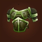 Fel Iron Breastplate Model