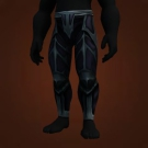 Direwing Legguards, Enchanted Adamantite Leggings Model