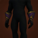 Tideskorn Gauntlets, Sea Stalker's Gloves, Ley Dragoon's Gloves, Mardum Chain Gloves Model