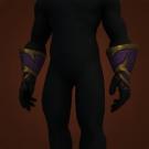 Tideskorn Gauntlets, Sea Stalker's Gloves, Ley Dragoon's Gloves, Mardum Chain Gloves Model