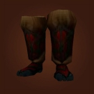 General's Wyrmhide Boots, Marshal's Dragonhide Boots, Marshal's Wyrmhide Boots, General's Kodohide Boots, Marshal's Kodohide Boots Model