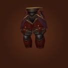 Relentless Gladiator's Leather Legguards Model