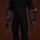 Necrotic Boneplate Gauntlets, Necrotic Boneplate Handguards Model