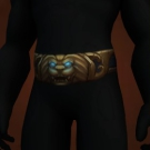 Belt of the Merciless Killer, Belt of the Merciless Killer Model