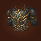 Cuirass of the Animated Protector, Unyielding Bloodplate, Carapace of Crushed Conviction Model