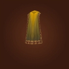 Golden Sunshine Cloak Model