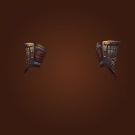 Brushcutter's Gloves, Grips of Terra Cotta, Sentinel Commander's Gauntlets, Crimsonscale Gauntlets Model