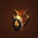 Casque of Flame Model