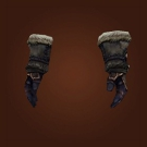 Handguards of Rapid Pursuit, Sidestepping Handguards, Grotto Mist Gloves, Gloves of Baleflame Model