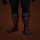 Vindicator's Silk Footguards Model