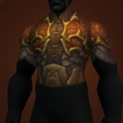 Lazahk's Lost Shadowrap, Tunic of the Barbed Assassin, Tunic of the Barbed Assassin Model