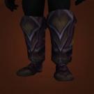Guardian's Wyrmhide Boots Model
