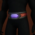 Vindicator's Silk Belt Model