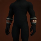 Tough Scorpid Bracers Model