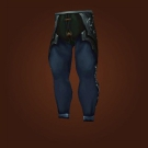 Turret Mechanic's Legwraps, Shadow Council's Leggings Model