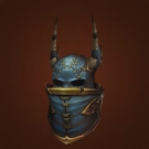 Blackfang Battleweave Helmet, Nocturnal Gaze Model