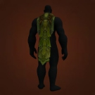 Darktalon's Drape, Kaelynara's Manaweave Cloak Model