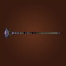 Elemental Mage Staff Model