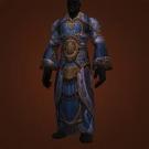 Hateful Gladiator's Silk Raiment Model