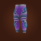 Princely Reign Leggings, Kirin Tor Master's Trousers Model